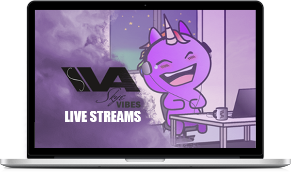 Skye Vibes Audio Live Stream Events 2019